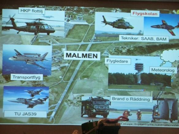 Malmens flygskola